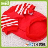 Maglione puro dell'animale domestico del cotone dei servi e dell'ordinanza (HN-PC802)