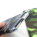 iPhone 7 аргументы за PU ультратонкого камуфлирования мягкое кожаный