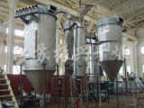 Secador quente industrial do fluxo de ar da venda para o pó do alimento