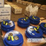 Fabricante industrial montado eixo da caixa de engrenagens (ATA125)