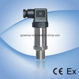 Bündiger Membranen-Typ Druck-Übermittler für Nahrung oder chemische Industrie (QP-82C)