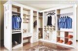 Witte Melamine MDF Walk in Closet (TX028)