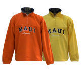Gestrickte Umhüllungen des Mens-100%Polar Vlies, Sweatshirt