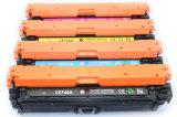 Cartucho de toner genuino 307A Ce740A Ce741A Ce742A Ce743A para la impresora original del HP