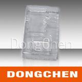 Bandeja de empaquetado del plástico del PVC del animal doméstico de la dimensión de una variable de encargo
