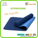 Йога Mat TPE с Great Grip, Customized Printing