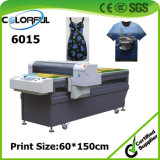 Alta qualità Digital Printers A1 Size per Printing su Garments, Flat Bed Printer, Clothes Printer (colorful6015A)