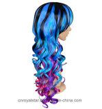 Parrucca sintetica dei capelli della nuova di modo 2016 del Anime parrucca di Cosplay