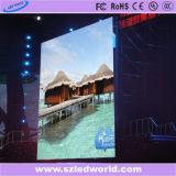 屋内P5か隔板中国Facotryを広告する屋外のLED表示