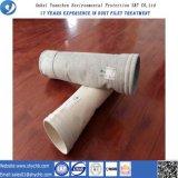Sacchetto filtro del collettore di polveri di PPS per industria di metallurgia