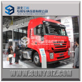 camion del trattore di 380HP Hongyan Iveco 6X4 competitivo a Scania