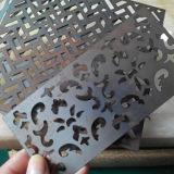 Laser-Hauptlaser-Ausschnitt-Maschine für 2mm Metallscherblock