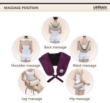 Massager quente da parte traseira da venda 2016, Massager do ombro, Massager do corpo