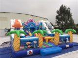 Sale를 위한 9X5X6m Hot Selling Amusement Park Water Slide Inflatable Slide