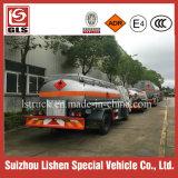 Jmc 연료 유조 트럭 작은 기름 트럭 수송 4.5ton 수용량