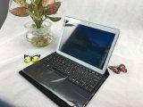 Cuir promotionnel d'OEM caisse de tablette PC de 10.1 pouces avec le clavier