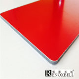 el panel de emparedado compuesto de aluminio de 3m m/de 4mm/5mm/6m m
