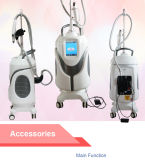 Laser Body Shaping Beauty Machine de Fat de Cr7 rf System Cooling Freeze pour Personal Use