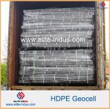 StratawebへのプラスチックHDPE Geocell Simolar
