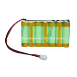 Li-ione Battery di 24V Rechargeable LiFePO4 18650