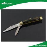 Pequeño cuchillo Pocket plegable pasado de moda