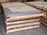 No 4 плита нержавеющей стали для применения двери