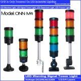 Luz de indicador de Onn-M4 LED y luz de la torre del LED para la máquina del CNC