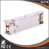 Совместимый приемопередатчик 1570nm 80km 2.5g CWDM SFP оптически с высоким качеством