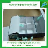 Laminación brillante, el barnizar, dirección ULTRAVIOLETA de la impresión de la capa y caja de embalaje del regalo