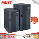 40kVA에 고성능 UPS 온라인 20kVA