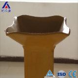 Cremagliera personalizzata resistente della gomma della fabbrica della Cina