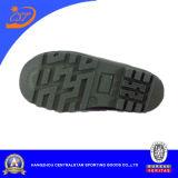 Камуфлирование 100% природного каучука ягнится ботинки Kr028