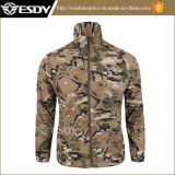 Esdy Men's Shirt Pele Ultra-Thin Tactical Breathable Clothes
