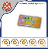 Fabbricazione del professionista OEM/ODM per i Wipes bagnati/tovaglioli/tessuti del singolo sacchetto