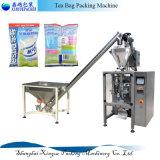 Polvo automático que pesa la máquina de relleno del envasado de alimentos del lacre
