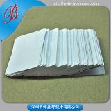 오바레이를 가진 인쇄할 수 있는 RFID Cr80 PVC 공백 백색 카드