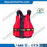 Precio de encargo del chaleco del trabajo del chaleco salvavidas de los deportes de agua