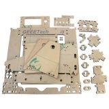 Imprimeur 3D non monté duel acrylique de l'extrudeuse Mk8 de Geeetech Prusa I3 PRO C