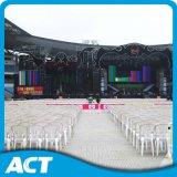 Plancher de protection d'herbe pour des concerts provisoires d'usager de stade de football