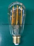 LED-Heizfaden-Lampe St64 4W E27/B22