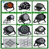 RGBW 7PCS LED Moving Head Wash Beam Light voor Sale