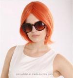 Neue heiße kurze Perücke-Haar-Perücke gerades Haar-Lattich-Bob