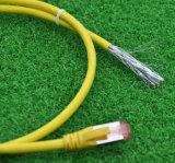 Snagless ha caric il sistemaare il cavo schermato del cavo di zona di Ethernet di STP RJ45 CAT6
