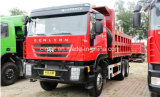 Iveco Genlyon 6X4 25トンの重いダンプトラック