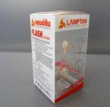 Clear環境に優しいPrinting PVCギフト用の箱(foldableボックス)
