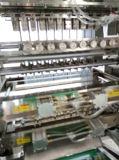Multi-Lane опиловка меда и машина упаковки