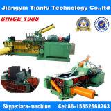 Máquina de embalaje hidráulica del metal de la prensa de chatarra 125ton (CE)