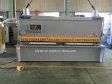 Машина CNC гидровлической гильотины QC11y режа: Продукты с высокой репутацией