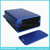 Profile/Aluminium de alumínio Extrusion Power Supply Box com Anodizing