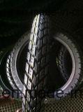 Hochleistungs--Motorrad zerteilt Motorrad-Gummireifen